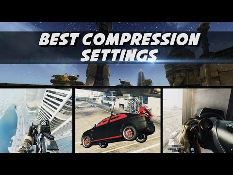 Best Video Compression Settings for YouTube 2015 - Adobe & Handbrake (Psynaps Settings)