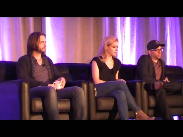 Travis Fickett, Aaron Stanford & Amanda Schull Talk About Syfy's Newest Series, 12 Monkeys