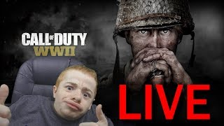 CALL OF DUTY WWII BETA!