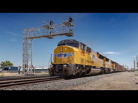 Runaway Freight Train