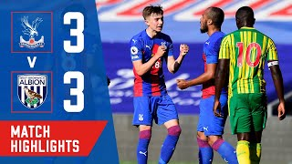 Crystal Palace 3-3 West Brom | U23 PL2