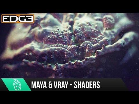 Maya Tutorial - Microscopic Shader with VRay HD