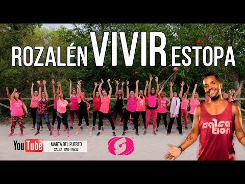 VIVIR - Rozalén Estopa -  SALSATION® choreography by Marta del Puerto