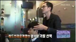 Kami Hair - 韓國節目 - 介紹真髮補髮髮片 - 即時解決 脫髮  地中海  禿頭 問題