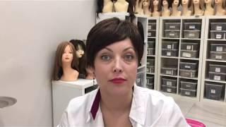 Парик из искусственных волос First