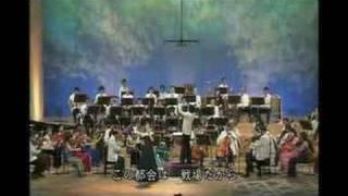 """Madonna-tachi no Lullaby"" sung by IWASAKI, Hiromi."