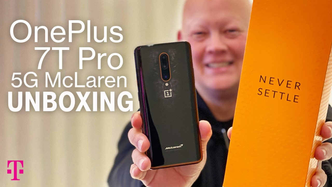 NEW OnePlus 7T Pro 5G McLaren Phone review