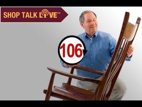STL 106: Charles Brock, host of The Highland Woodworker web TV show