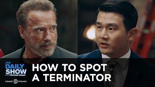 How to Spot a Terminator