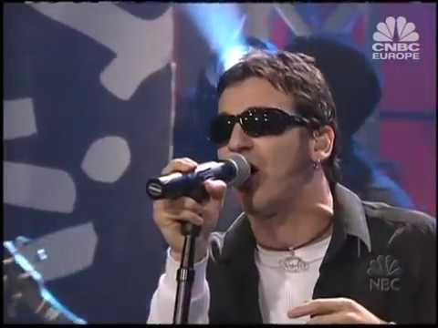 Godsmack - Speak (Live Jay Leno 26.04)