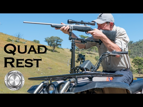 SmartRest Quad Rest: Ideal ATV And Ute Shooting Support