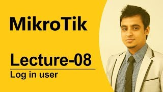 Mikrotik Bangla tutorial-09 (MTCNA): Standred user and Admin user create in Mikrotik router