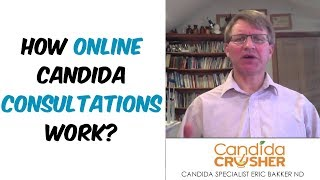 How Online Candida Consultations Work?