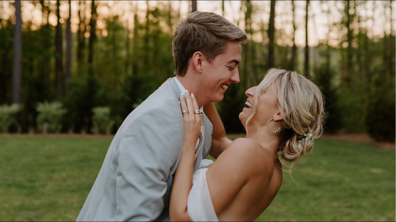 Download OUR WEDDING VIDEO -  we cried through our vows