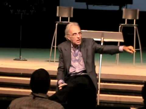John Esposito speech at global faith forum Part1