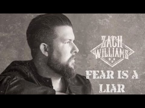 Fear is a Liar | Zach Williams (lyric)