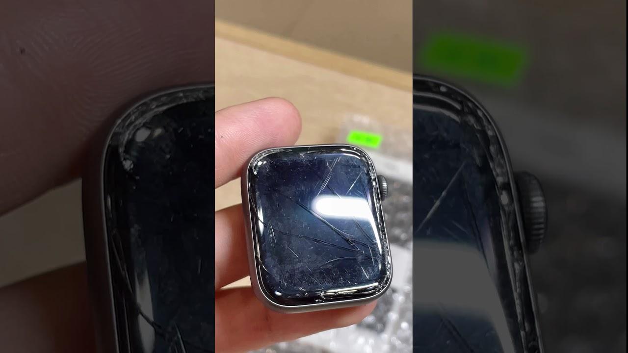 Замена стекла у Apple Watch в Тюмени