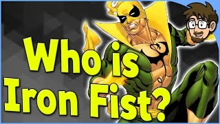 History of Iron Fist! (Danny Rand)
