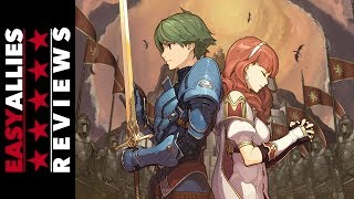 Fire Emblem Echoes: Shadows of Valentia - Easy Allies Review (Video Game Video Review)