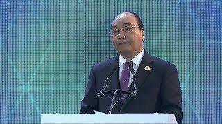 Tin Tức 24h Mới Nhất : Thủ tướng Nguyễn Xuân Phúc dự Hội nghị Thượng đỉnh kinh doanh Việt Nam