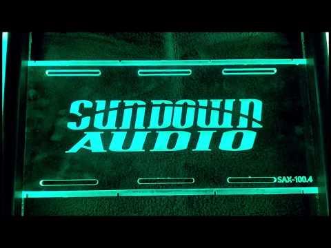 Shapeoko 3 XXL Project: Sundown Audio Acrylic Backplate