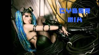 Industrial Aggro Tech Cyber Goth #1