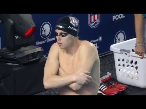 2015 Mutual of Omaha Duel in the Pool: Men's 400m Free