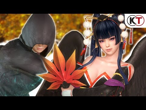 DEAD OR ALIVE 6 - The Tragic Weapon and Tengu Princess
