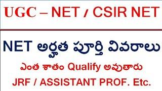 UGC NET, CSIR- 2019// notification // Dl, JRF, assistant professor// latest information