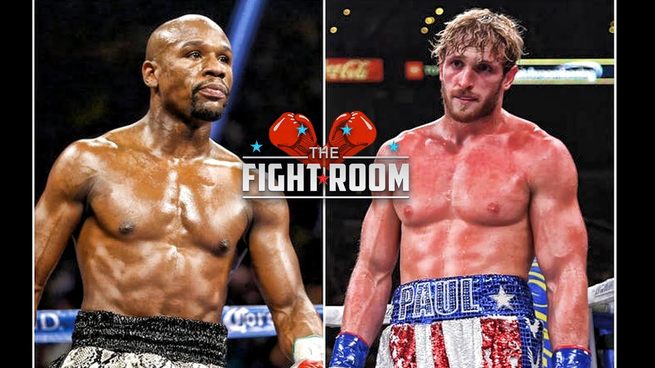 Floyd Mayweather vs Logan Paul Officially Annouced For Showtime ...