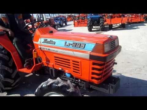 ??????? KUBOTA L1-285 4WD 4X4 www.trakter.com ????????????