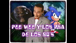 Peewee Herman Y Los Ridiculos PSA de los 80's | Loquendo By My Name Is Doomguy