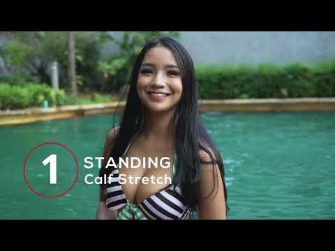 Aquarobic Senam Melatih Keseimbangan Tubuh | Senam Malam Eps 73 | YOSHIE Selena thumbnail