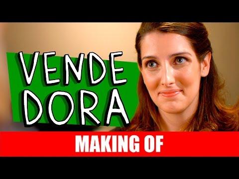 Making Of – Vendedora