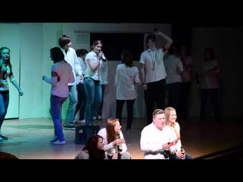 Die Welle  Theatergruppe Gym a d Wolfskuhle