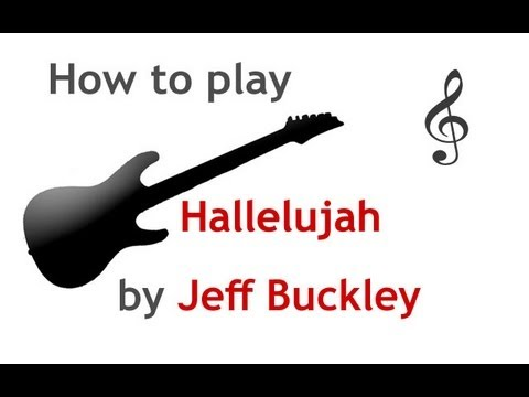 Hallelujah Guitar Lesson With Chords No Capo Guitarguitar