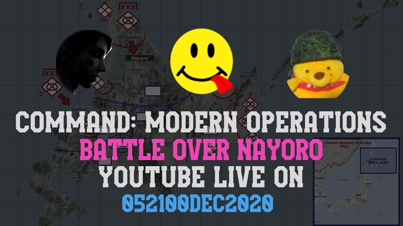 Download 名寄防御シナリオをプレイするよ!!(Command: Modern Operations)