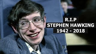 A BRILHANTE HISTÓRIA DE STEPHEN HAWKING!!