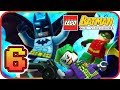 LEGO Batman: The Videogame Walkthrough Part 6 (PS3, PS2, Wii, X360) 6: There She Goes Again