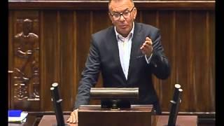 Adam Abramowicz - wystąpienie z 22 lipca 2015 r.