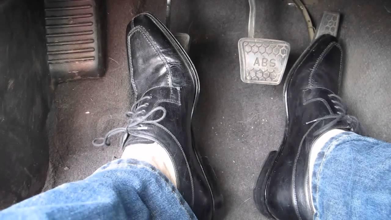 Pedal Pumping Boots Shoes Socks Shox