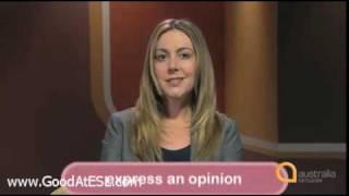 Lesson Seven - The Speaking Test - IELTS Preparation Series 3