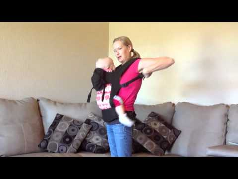 Nursing In A Boba Carrierm4v Youtube