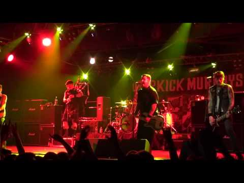 Dropkick Murphys - Live @ Moscow 19.06.2012