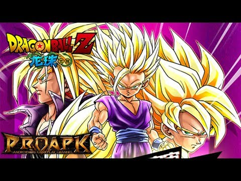 Dragon Ball Z Awakening Android Gameplay (CN)