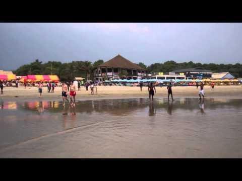 Innovation CBA Ghana 2014 ( The Beautiful Labadi Beach)