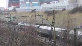 66749 passes under Crewe avoider im very over exieted (03/01/15)