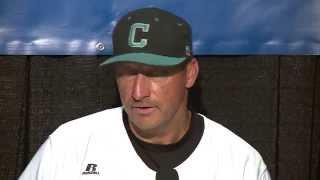 NCAA Regional Postgame 5.29 | Coastal Carolina | Gary Gilmore, Tyler Chadwick