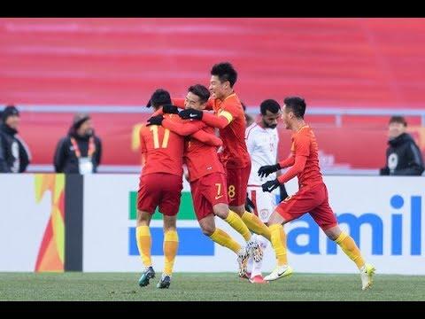 Video: U23 Trung Quốc vs U23 Oman