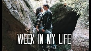 WEEK IN MY LIFE: Exploring Portland + Twilight